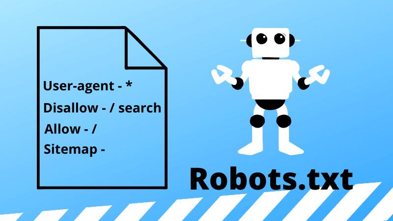 robots.txt for blogger