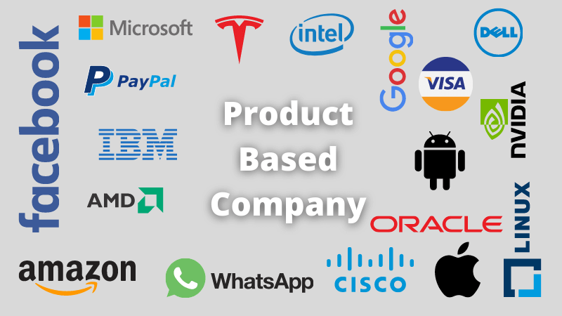 Product Based Companies