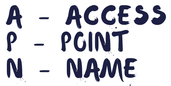 full form of apn is access point name