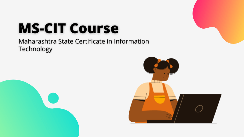 what is mscit course