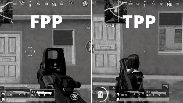 tpp and fpp full form in PUBG