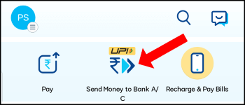 how to transfer money from paytm wallet to google pay