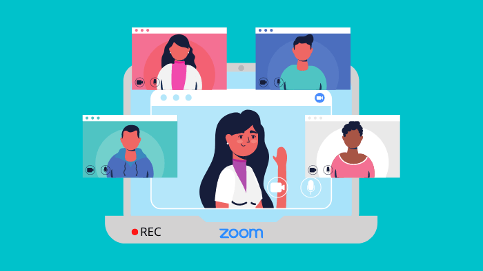 how to record zoom meeting in mobile